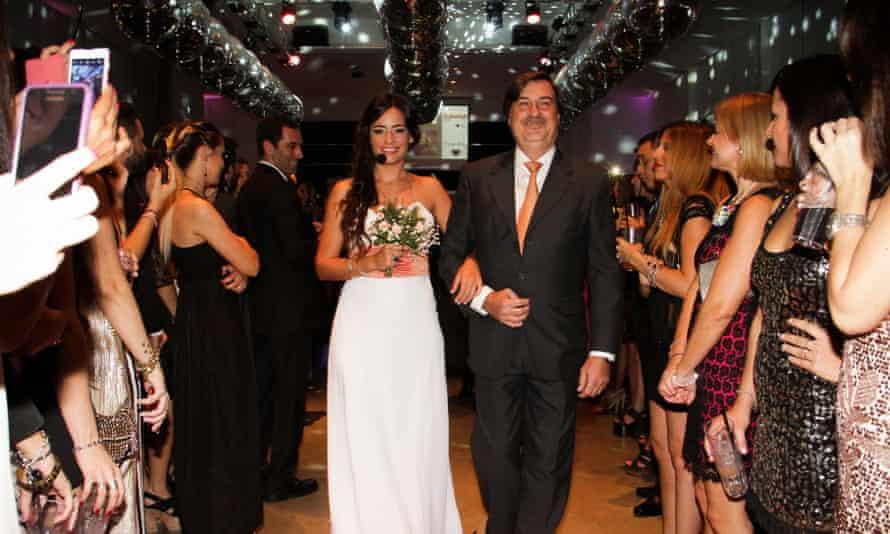 Fake wedding in Argentina