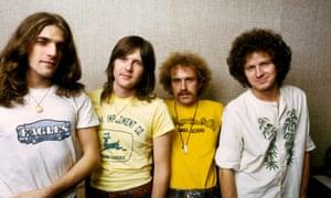 Glenn Frey Eagles Los Angeles