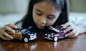Researchers have worried about the impact of having toys segregated by gender for some time.