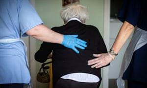 Care homes fear bankruptcy unless promised funding gets to the frontline more rapidly.