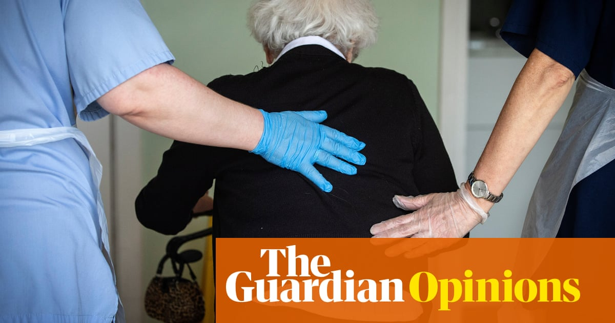 Predatory financial tactics are putting the very survival of the UK care system at risk