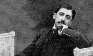 Marcel Proust, in 1896.