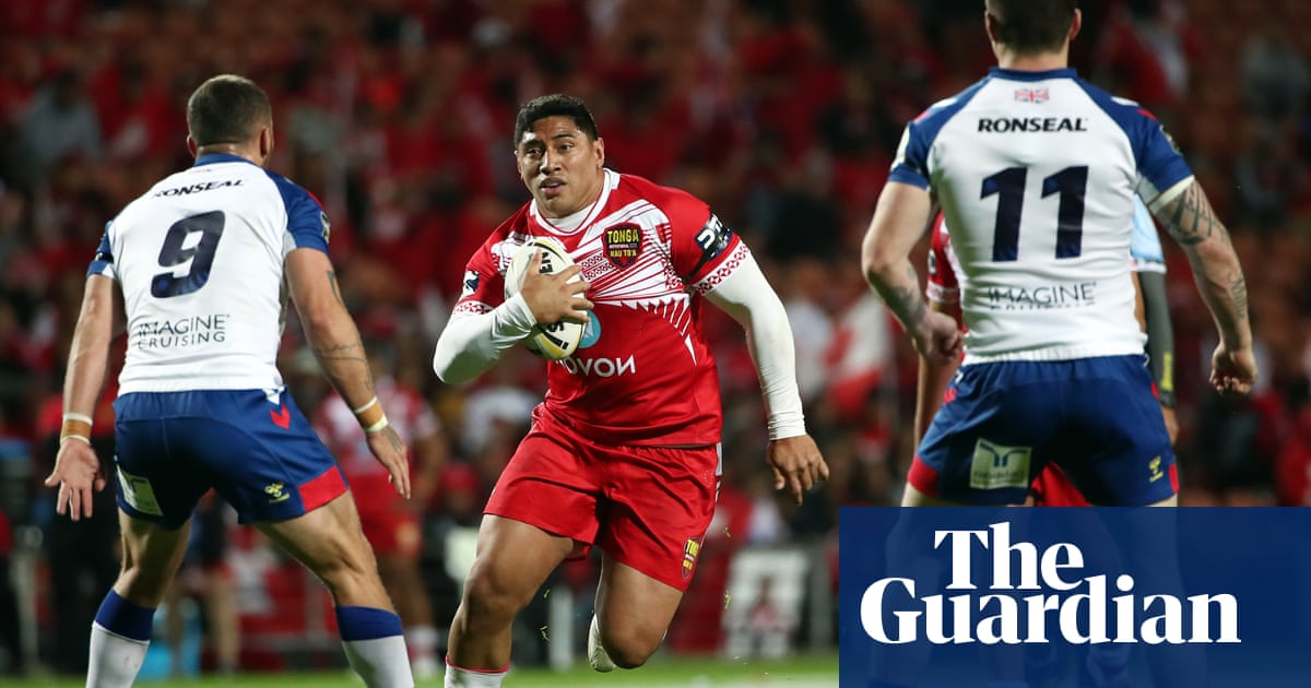 The Great Britain Lions go into New Zealand Test bruised and beaten