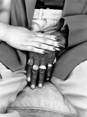 Mr. Yerby, Mom and Mr. Yerby's Hands, 2005From LaToya Ruby Frazier (Mousse Publishing, 2019)LaToya Ruby Frazier (Mousse Publishing & Mudam Luxembourg) With its commentary on poverty, racial discrimination, post-industrial decline and its human costs, this work leaves a lasting historical legacy and forms a pertinent contemporary commentary about the American condition.