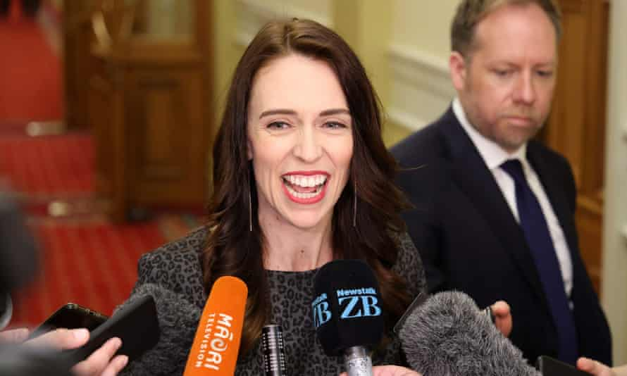 Jacinda Ardern's party won 64 of New Zealand's 120 seats in Saturday's election, which was dominated by her government's handling of coronavirus.