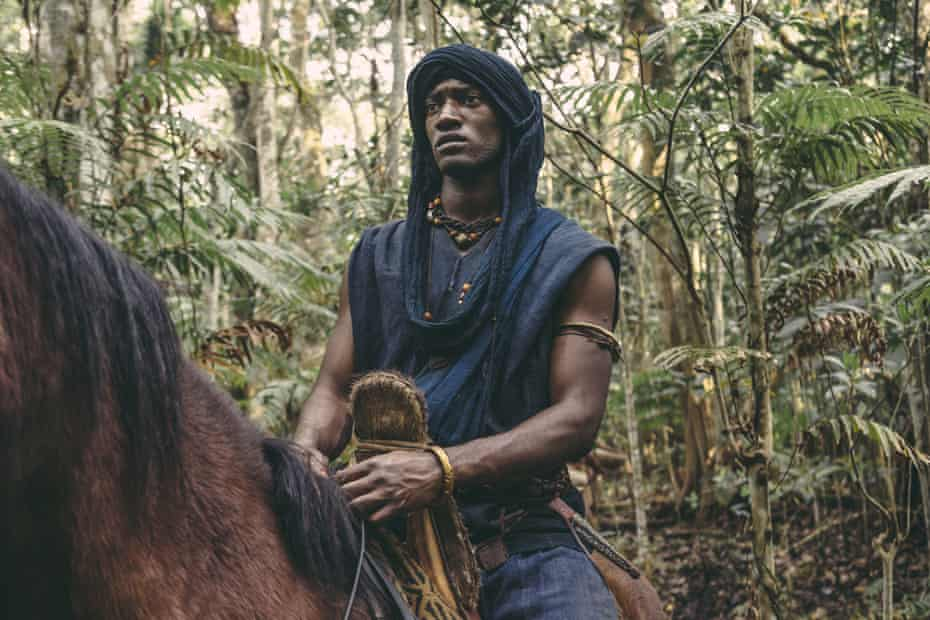 Malachi Kirby in Roots