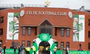 Parkhead: home of the champions.