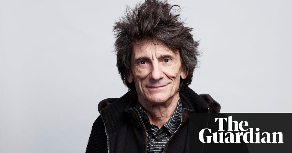 Ronnie Wood: \'How often do I have sex? You\'ve got to have that ...