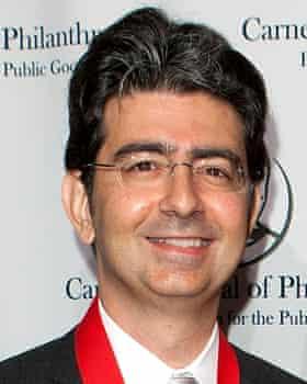 Pierre Omidyar.