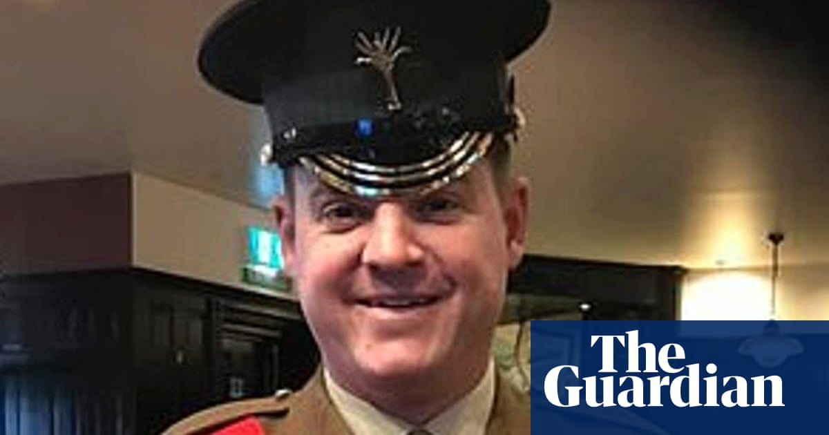 MoD names Welsh Guards sergeant who died in live-fire exercise