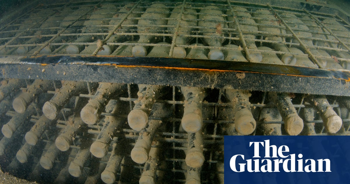 Fancy a deep red? The rise of underwater wineries