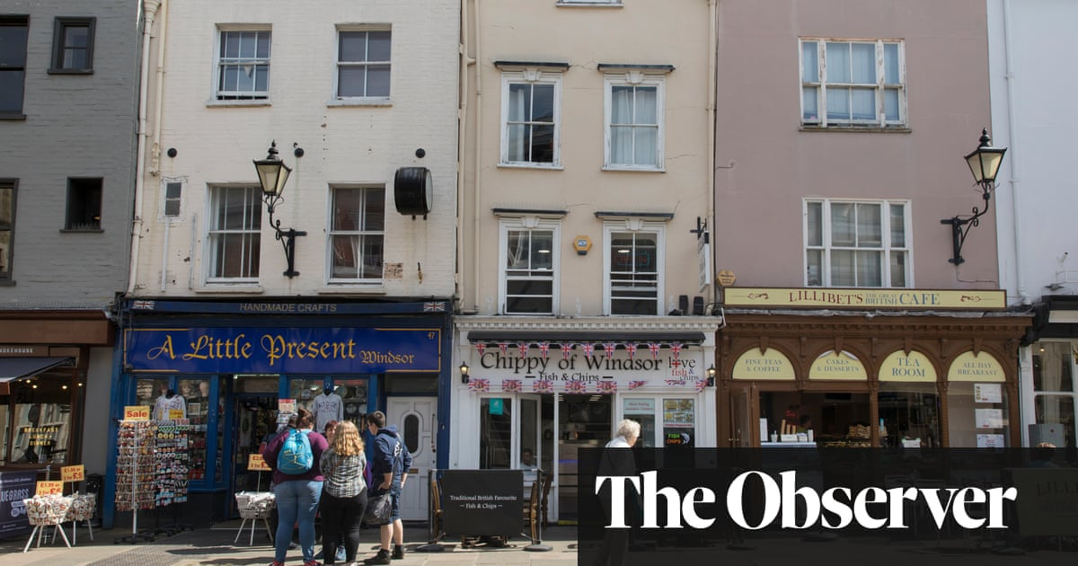 Can Labour's five-point plan rescue Britain's high streets