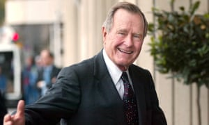 George HW Bush has died at age 94.