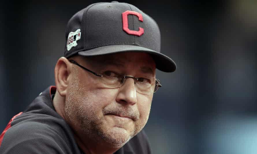 Cleveland manager Terry Francona believes the team should move on from their current name