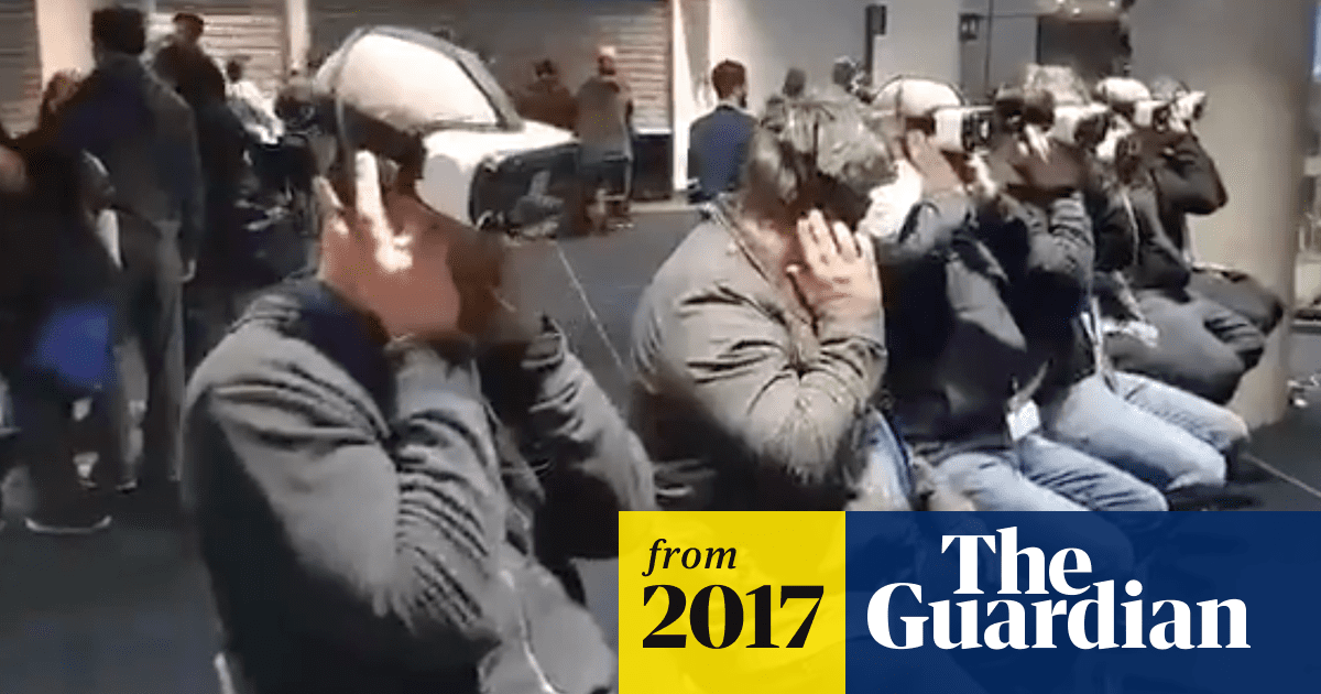 Ceo Sleepout Criticised As Dystopian For Homeless Simulation With Vr Headsets Sydney The Guardian