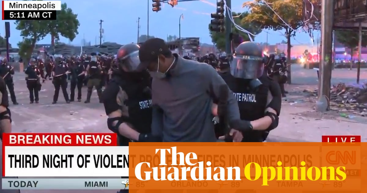 What the arrest of a black CNN journalist on air taught us | Francine Prose