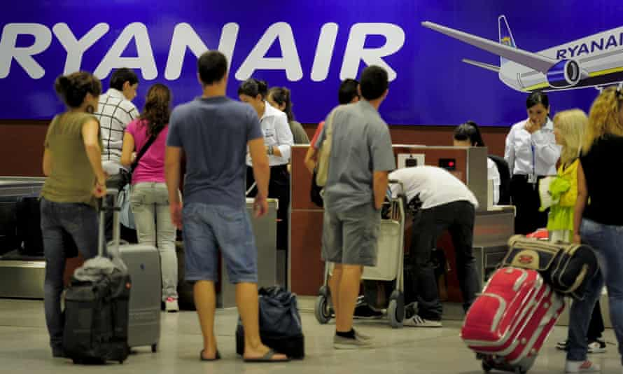 Ryanair says the new policy will speed up the boarding and cut flight delays.