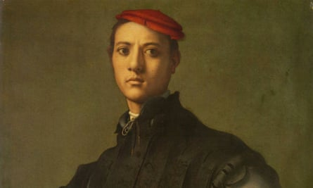 Pontormo's Portrait of a Young Man in a Red Cap