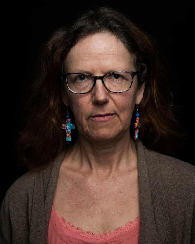 Ruth Jarman, 56
