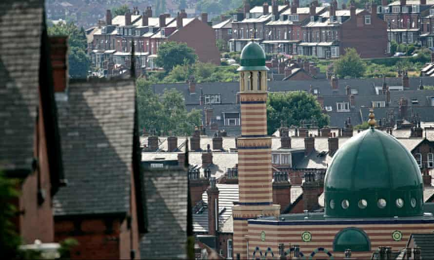 The Makkah Masjid Mosque in Leeds. Under the new programme mosques will be the key point of contact for the counter-radicalisation scheme.