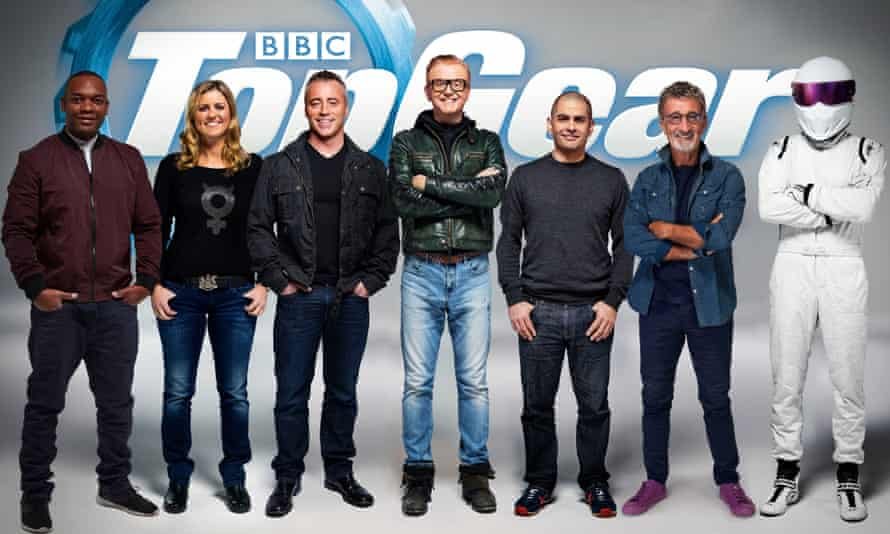 'The problem with Top Gear isn't simply the lack of diversity of its presenting line-up, or its wrinkle-kneed wardrobe.'
