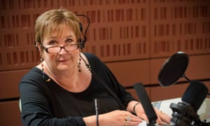 Jenni Murray is a presenter on BBC Radio 4's Woman's Hour.