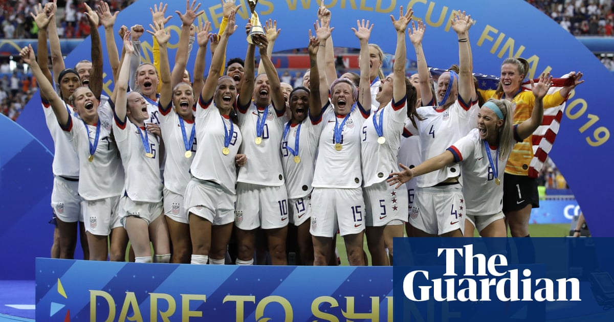Womens World Cup could be held every two years under creative Fifa plans