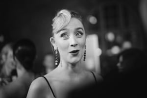 Saoirse Ronan, who was nominated for her role in Little Women