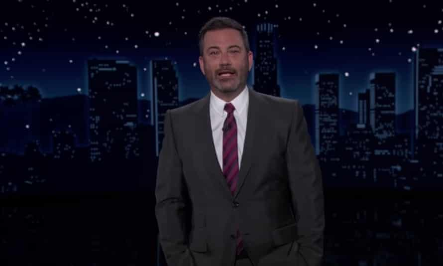 Jimmy Kimmel: 'The most frustrating thing is that a lot of these unvaccinated people aren't just avoiding getting the shot; they're not getting masks.'