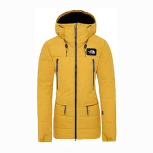Yellow jacket, £250, thenorthface.co.uk.