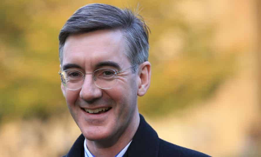 Jacob Rees-Mogg, MP for North East Somerset