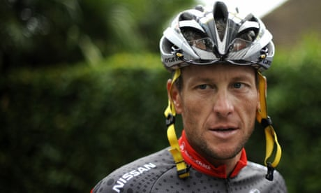 In a new documentary, Lance Armstrong shows plenty of rage but little regret