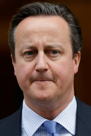 David Cameron said being Christian made Britain a country tolerant of all faiths.