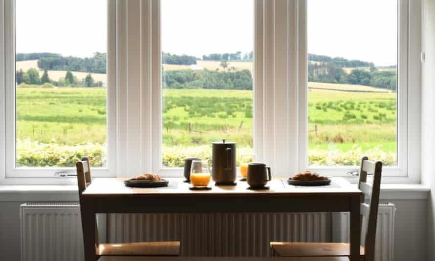 Interior, Argaty Cottage, Stirlingshire