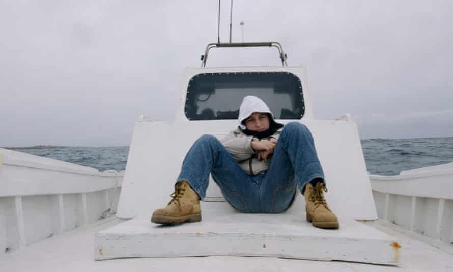 Gianfranco Rosi's documentary Fire at Sea.