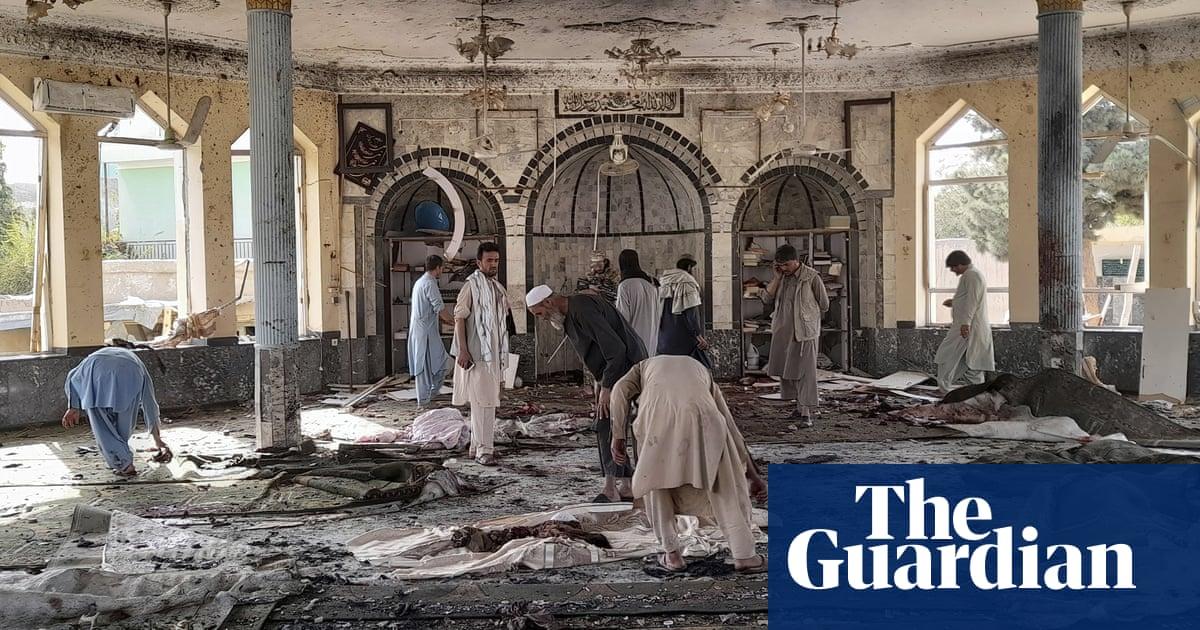 Shia mosque bombing kills dozens in Afghan city of Kunduz