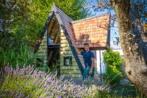 Cabin/Summerhouse category, Tom Prior (west Sussex) with Woody WillowPrior always wanted to build a playhouse for his two children, and this spectacular design grew so big it needed planning permission. Documenting the build on his Instagram, Prior built it in his spare time at evenings and weekends. The shed has two stories and a pulley wheel system running down the side of the garden feature