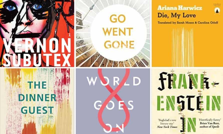 the Man Booker International prize longlist