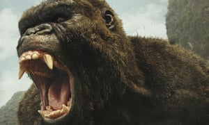 Kong: Skull Island is off to a roaring start.