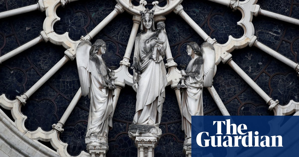 Why have Americans given so much money to restore Notre-Dame?