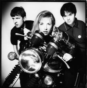 Saint Etienne … 'We used to be called ironic all the time.'