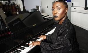 Laura Mvula said teachers made her feel no form of music was off-limits when she was at school.