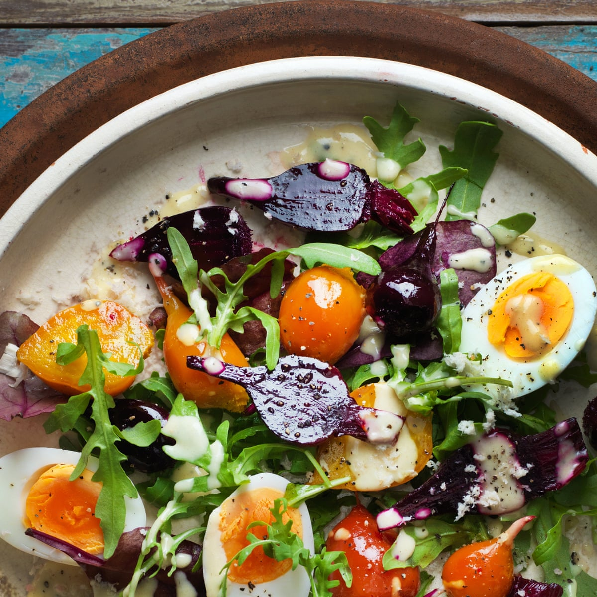 Egg Salad Recipe Horseradish