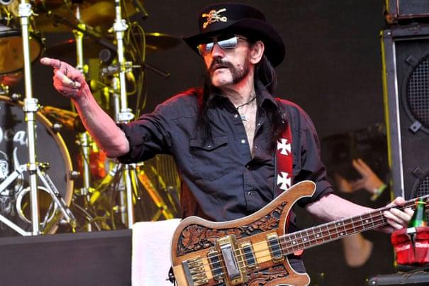694d09b6e Lemmy, Motörhead frontman, dies at 70 | Music | The Guardian