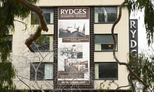Rydges on Swanston hotel is linked to being one of the sources of Melbourne's coronavirus outbreaks.