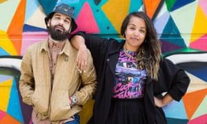 Writer Omar El-Khairy and director Nadia Latif