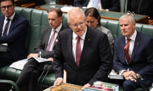 In the last sitting week before the budget, Scott Morrison's government risks losing a second substantive vote in the lower house in a week.