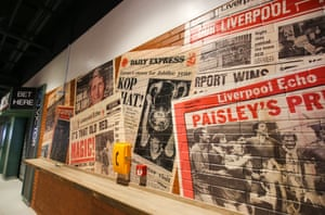 Including reproductions of old newspapers