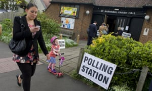 Pollsters tried to predict how people would react in the polling booth.