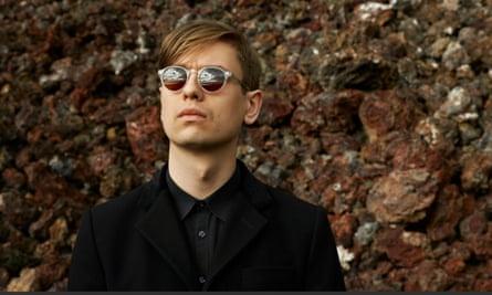 Icelandic pianist Vikingur Ólafsson.